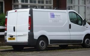 look out for builders vans